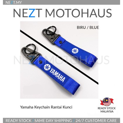 Yamaha Keychain Rantai Kunci Y15 LC135 R15 MT15 MT25 VARIO R25 R1 R6 R1M